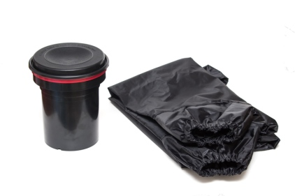 Developing tank and film changing bag